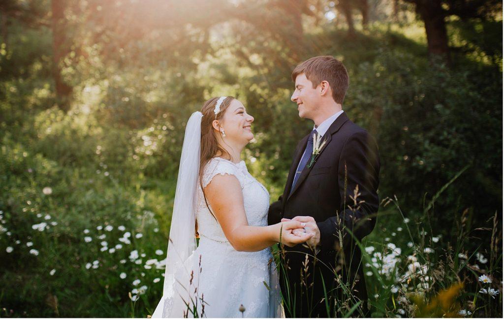 Wedding at The Woodlands, Bozeman