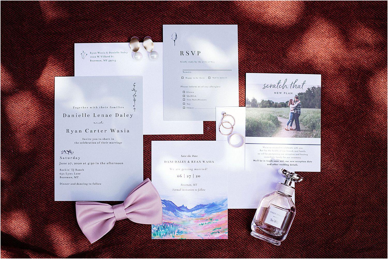 Bozeman Wedding Photography